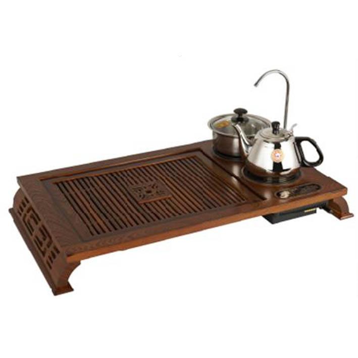 鸡翅木茶盘泡茶机
