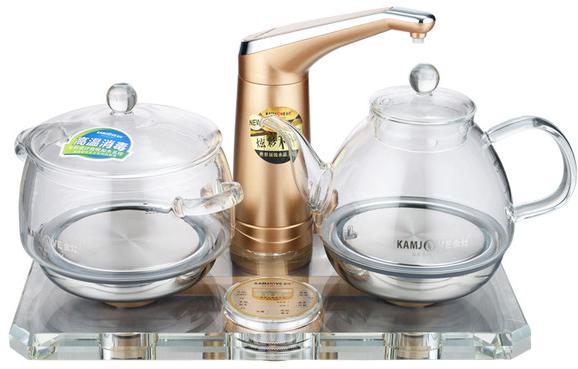 多功能水晶分体壶煮茶器